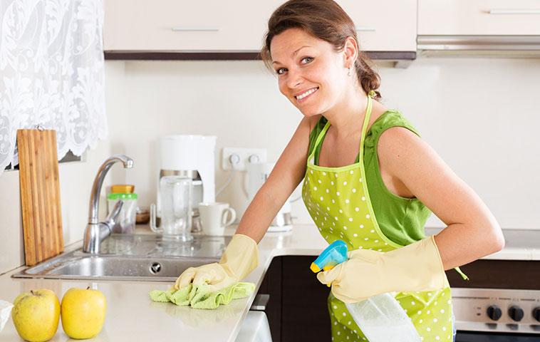 Porządek, który robi się sam, czyli zatrudnij pomoc domową