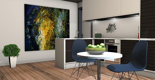 Obraz do kuchni – jak wybrać odpowiedni?