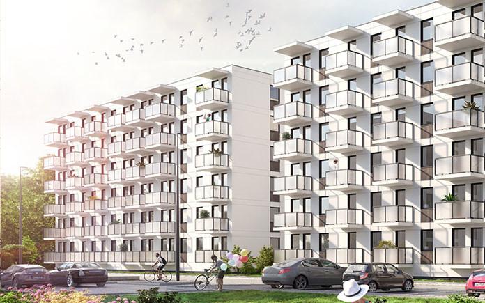 Parkowa Dzielnica - atrakcyjne mieszkania w Przemyślu.