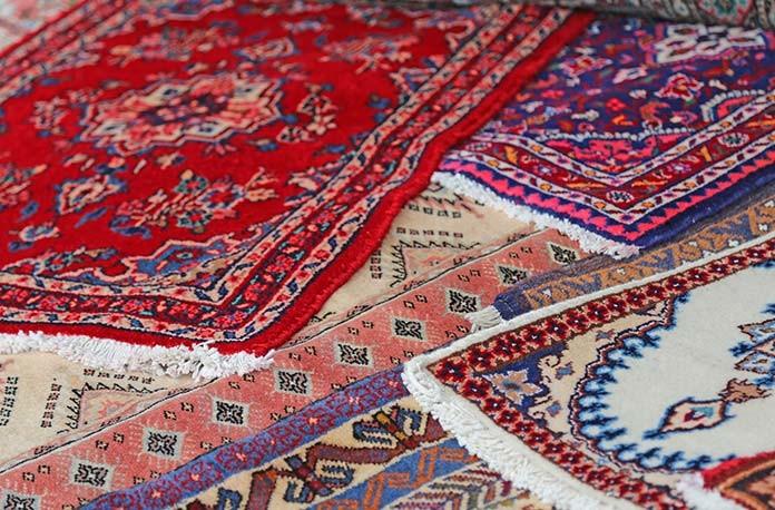 Tradycyjne dywany wełniane