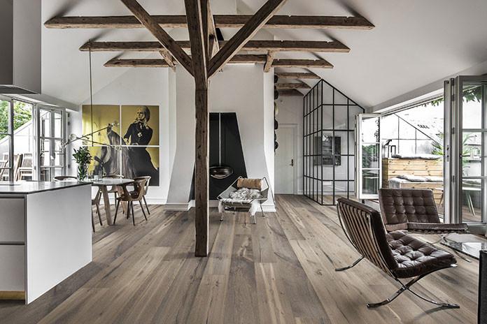 Podłoga drewniana z ogrzewaniem podłogowym? Czy to możliwe