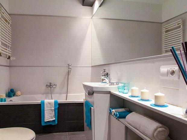 Dobra higiena z WC z bidetem w łazience
