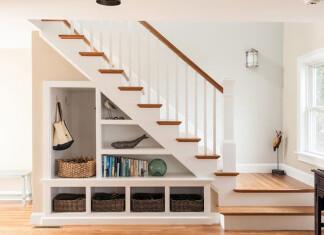 Jak odnowić drewniane schody