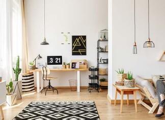zaprojektowanie wnętrza nowego mieszkania