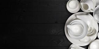 Zastawa stołowa z porcelany